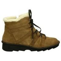 Zapatos Mujer Botas de nieve Relaxshoe Botines  377-019 señora marron Marron