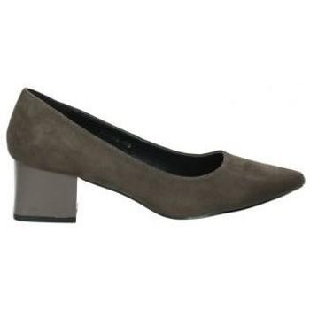 Zapatos Mujer Zapatos de tacón D'angela Zapatos  doz11666-m señora marron Marron