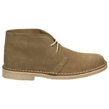 Zapatos Mujer Botas de caña baja Brans 220 Marron