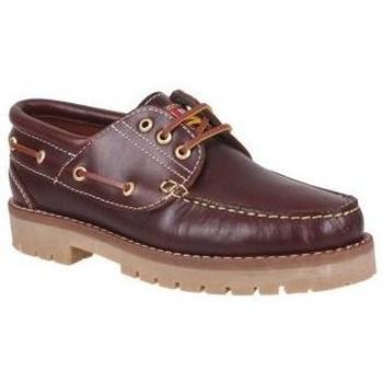 Zapatos Hombre Mocasín Molina Zapato náutico  20400 caballero marron Marron