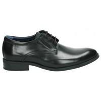 Zapatos Hombre Derbie & Richelieu Fluchos Zapatos  8410 caballero negro Noir