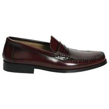 Zapatos Hombre Mocasín Jenker Zapatos  2810 caballero rojo rouge