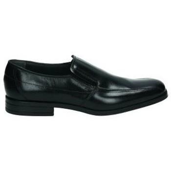 Zapatos Hombre Slip on Nuper Zapatos  2632 caballero negro Noir