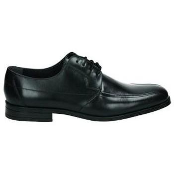 Zapatos Hombre Derbie & Richelieu Nuper Zapatos  2631 caballero negro Noir