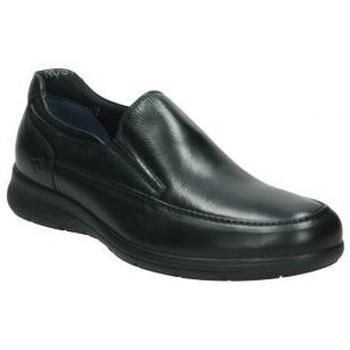 Zapatos Hombre Slip on Sison Zapatos  79.1 caballero negro Noir