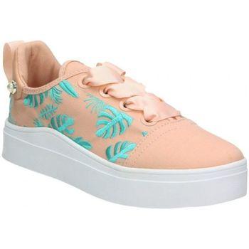 Zapatos Mujer Zapatillas bajas Rebelle Deportivas  2017001 moda joven rosa rose