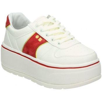 Zapatos Mujer Zapatillas bajas Coolway Deportivas  rush moda joven rojo Rouge