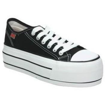 Zapatos Mujer Zapatillas bajas Coolway Deportivas  grease moda joven negro Noir