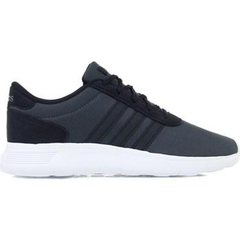 Zapatos Niños Zapatillas bajas adidas Originals Lite Racer K Negros, Grises