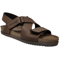 Zapatos Hombre Sandalias Mephisto NADEK Cuero marrón