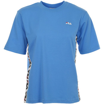 textil Mujer camisetas manga corta Fila Talita Tee SS Wn's Azul