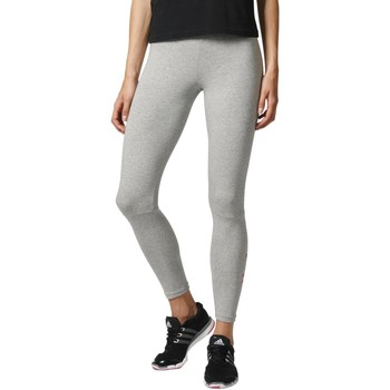 textil Mujer leggings adidas Originals ESS LIN TIGHT LEGGINGS GRIGI Gris