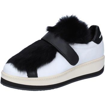 Zapatos Mujer Zapatillas bajas Manuel Barcelo BS330 blanco