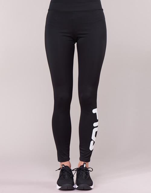 Fila FLEX LEGGINGS Negro - Envío gratis |  ! - textil leggings Mujer