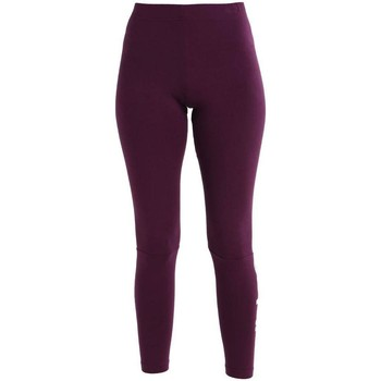 textil Mujer leggings adidas Originals ESS LIN TIGHT LEGGINS VIOLA Violeta