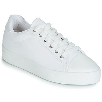Zapatos Mujer Zapatillas bajas André SAMANA Blanco
