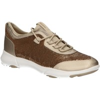 Zapatos Mujer Zapatillas bajas Geox D92BHA 000AT D NEBULA Gold