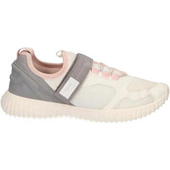 Zapatos Niña Zapatillas bajas Geox J926DC 01415 J WAVINESS Blanco