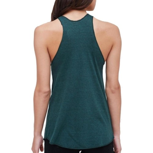 Obey Anyway Spruce Canotta Verde - Textil Camisetas Sin Mangas Mujer 3500 Descuento