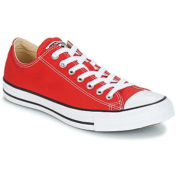 Zapatos Zapatillas bajas Converse CHUCK TAYLOR ALL STAR CORE OX Rojo