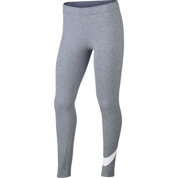 textil Niña leggings Nike Leggings Grigi Gris