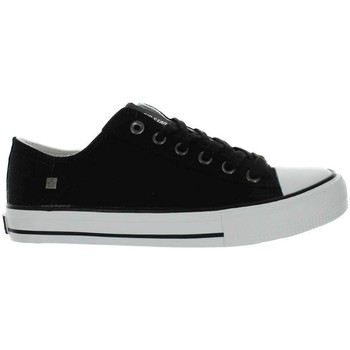 Zapatos Mujer Zapatillas bajas Big Star DD274338 Negro