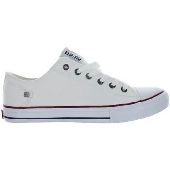Zapatos Hombre Zapatillas bajas Big Star DD174271 Blanco
