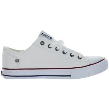 Zapatos Mujer Zapatillas bajas Big Star DD274336 Blanco