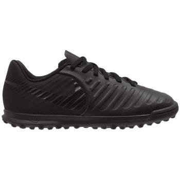 Zapatos Niños Fútbol Nike JR Legend 7 Club TF Negros