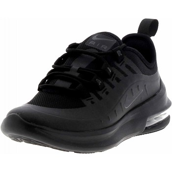 Zapatos Niño Baloncesto Nike Air Max Axis PS Nere Negro