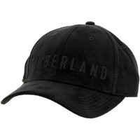 Accesorios textil Gorra Timberland SUEDE HIGH CROWN CAPPELLO NERO Negro