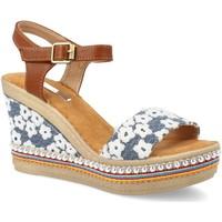 Zapatos Mujer Sandalias Milaya 5M11 Azul