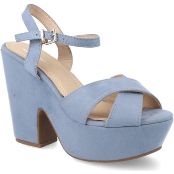 Zapatos Mujer Sandalias Amy Y288-64 Azul