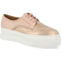 Zapatos Mujer Derbie Sun Color AB685 Rosa