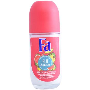 Belleza Mujer Desodorantes Fa Fiji Dream Sandia & Ylang Ylang Deo Roll-on  50 ml