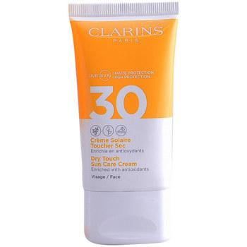 Belleza Mujer Protección solar Clarins Solaire Crème Toucher Sec Spf30  50 ml