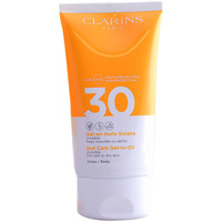 Belleza Mujer Protección solar Clarins Solaire Gel En Huile Spf30  150 ml