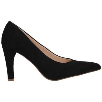 6654ca12c0 Zapatos Mujer Zapatos de tacón Moda Bella 93-1464 Mujer Negro noir