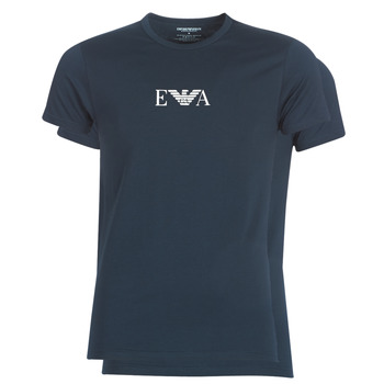 textil Hombre camisetas manga corta Emporio Armani CC715-111267-27435 Marino