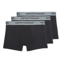Ropa interior Hombre Boxer Emporio Armani CC717-111357-00120 Negro