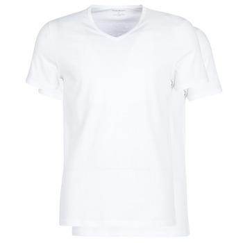 textil Hombre camisetas manga corta Emporio Armani CC722-111648-04710 Blanco