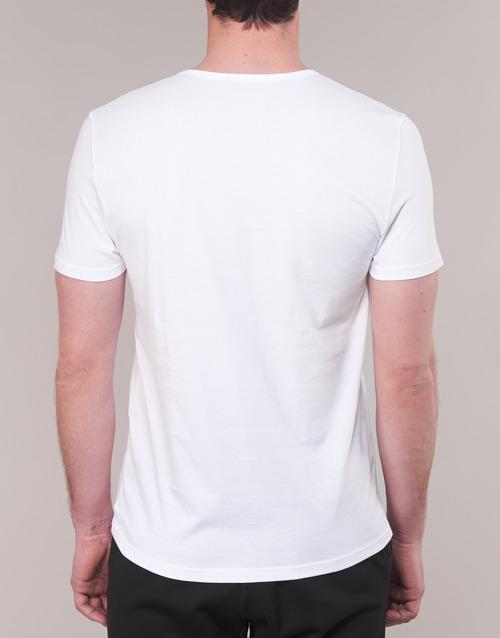 Manga Emporio 04710 Blanco Camisetas Textil Hombre 111648 Corta Armani Cc722 sCthQrd