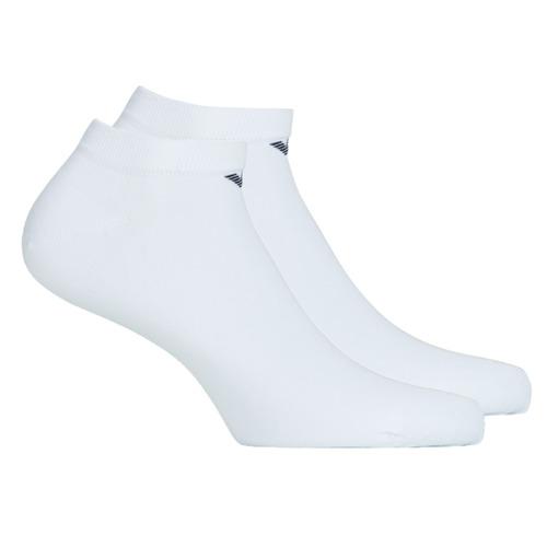 Emporio Armani CC134-300008-00010 Blanco - Envío gratis | ! - Accesorios Calcetines Hombre