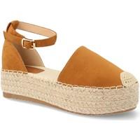Zapatos Mujer Alpargatas Laik JS930 Camel