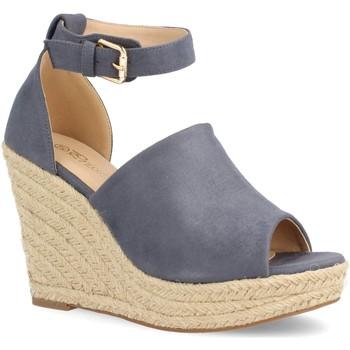 Zapatos Mujer Alpargatas Laik Y5630 Azul