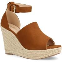 Zapatos Mujer Alpargatas Laik Y5630 Camel
