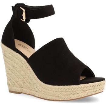 Zapatos Mujer Alpargatas Laik Y5630 Negro