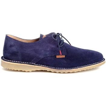 Zapatos Hombre Derbie Colour Feet ATACAMA Azul