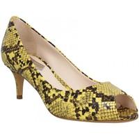 Zapatos Mujer Zapatos de tacón Atelier Mercadal 118627 Amarillo