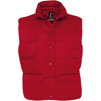 textil Hombre Plumas Sols EQUINOX PRO WORKS Rojo